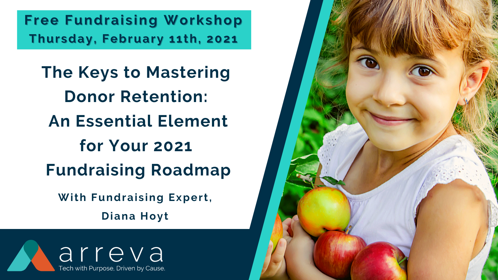 Free Fundraising Workshop: The Keys to Mastering Donor Retention
